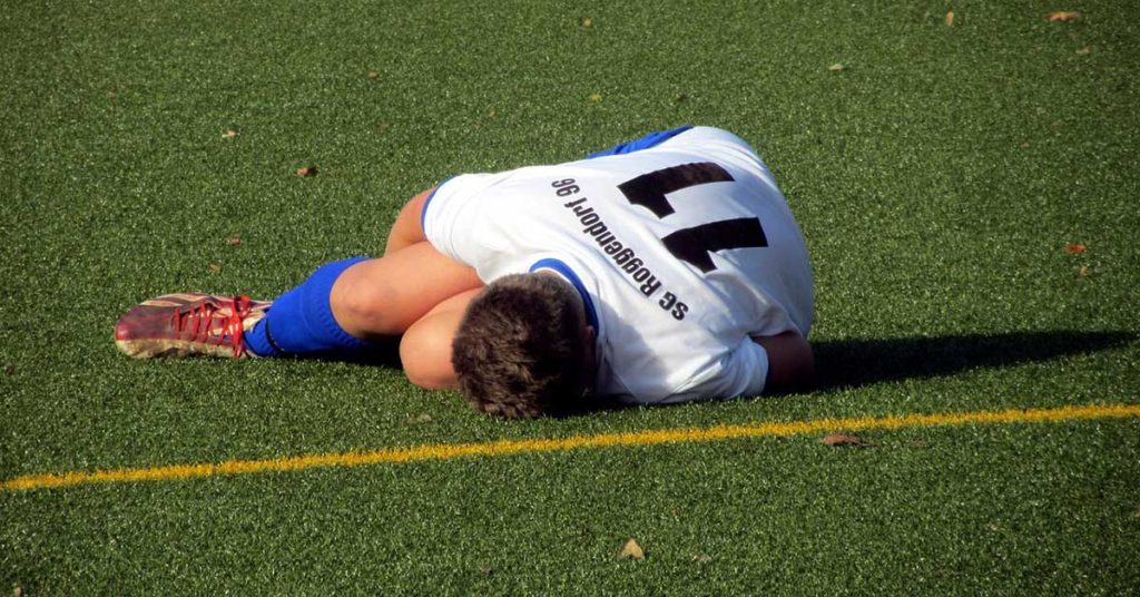 Coping With A Sports Injury